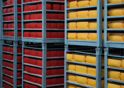 Magazyn serów