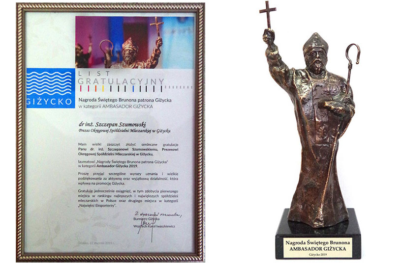 Saint Bruno Award