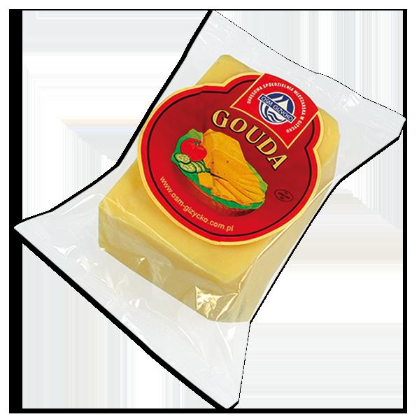 Porcja sera Gouda